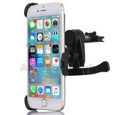 360° Veicolo Griglia ventilazione supporto cellulare supporto per iphone apple 7