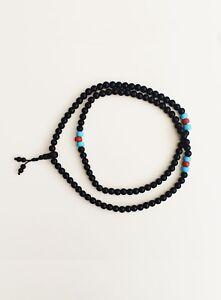 118 beads Buddhist prayer beads Mantra om Mala Spiritual Healing peace neckwear
