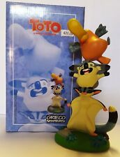 Grieco Collection TOTO L`ORNITORINCO Figure Resina ed. limitata n.530/1000