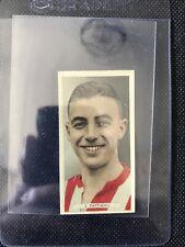 Stanley Matthews ROOKIE Card - Ardath Famous Footballers 1934