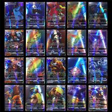 70Pcs/set All Holo Flash Card Pokemon Sun&Moon 69GX+1TRAINERI MEGA Snorla GX HQ