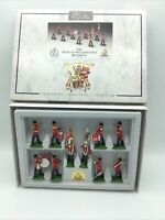 Britains Set 5803 The Duke Of Wellingtons Regiment West Riding Regiment.