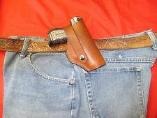 Leather Holster for Walther P 22 RIGHT HAND CROSS DRAW