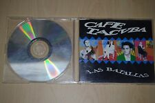 Cafe Tacvba - Las Batallas.(Written) DG052C CD-Single