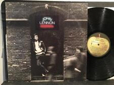 JOHN LENNON ROCK N ROLL~ORIG 1975 APPLE 3419 LP~1ST WEST COAST LA PRESS~BEATLES