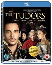 The Tudors - Series 2 - Complete (Blu-ray,3-Disc Set)