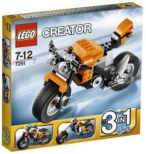 LEGO® Creator Street Rebel Building Play Set 7291 NEW NIB Retired