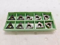 Walter Valenite Carbide Turning Insert TCMW 32.51 Box of 10 Grade WAK20 5047321
