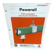 Red Seal Electric Powerrail Pvc Enclosed Systems Catalog