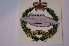 "2 X  ROYAL TANK  REGIMENT  STICKERS  4"" BRITISH ARMY  MILITARY INSIGNIA"