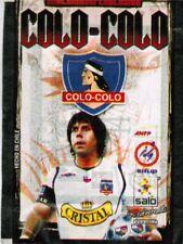 Chile 2009 SALO Super Clasico Colo Colo Team Soccer pack