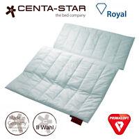 Centa Star Royal Ultra Leicht Bett 135x200 cm Sommerdecke 2 Wahl NEU statt 129 €