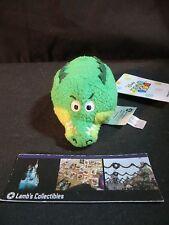 "Tick Tock Croc Peter Pan Tsum Tsum 3.5"" mini USA Disney Store plush toy bean bag"