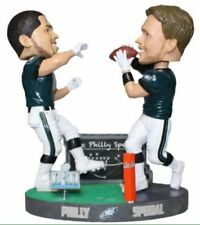 Philadelphia Eagles Foles Burton Super Bowl LII Philly Special Bobblehead FOCO