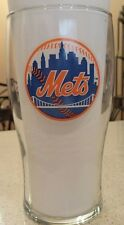 New New York Mets 20 oz. Glass
