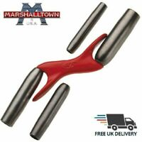 "Marshalltown 4 In 1 Interchangeable Brick Barrel Jointer 1/2"" 5/8"" 3/4"" 7/8"""