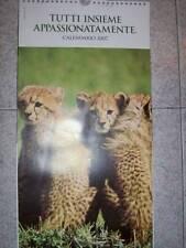 CALENDARIO ANIMALI TUTTI INSIEME APPASSIONATAMENTE  (P13)