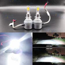 NEW H1 6000K White 8000LM High Power CREE LED Headlight Bulbs Kit High Low Beam