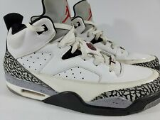 huge selection of 7cc7c 70941 Nike Air Jordan Son Of Mars Low White 580603 101 Spike Lee Size 13