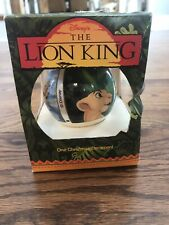 Disney The Lion King Christmas Ornament Ball