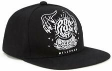 KILLSTAR Unisex Snapback Cap - Piss Off Black Hat