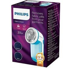 NEW Philips Lint Pill Remover Battery Operated Fabric Shaver Remove Fabric GC026