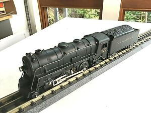 MARX 999, C-7, NEW YORK CENTRAL STEAM LOCOMOTIVE, TESTED AND RUNS GREAT, LIGHT