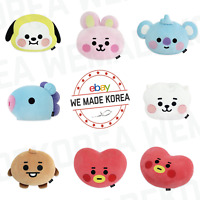 BT21 Character Baby Face Cushion Pillow 7types Official K-Pop Authentic Goods MD