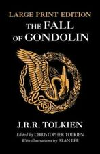 The Fall of Gondolin by J.R.R. Tolkien (Paperback – Large Print)