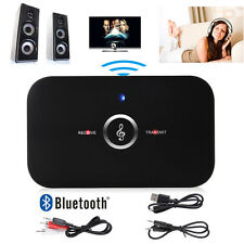 Wireless Bluetooth 2 in 1 Music Receiver Adapter 3.5mm AUX Audio Transmitter RCA
