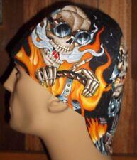 Turbo Engine Skulls 100% cotton, Welding, Biker, pipefitter,4 panel hat