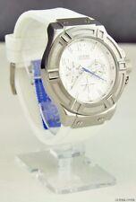Relojes de pulsera baterías de goma para hombre