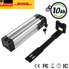 24V 10Ah E-Bike Akku Fahrrad Li-Lon Batterie Pedelec Elektrofahrrad + Ladegerät