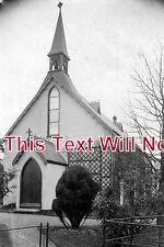 HF 79 - Sunnyside Tin Tabernacle Church, Berkhamsted, Hertfordshire c1904 Photo