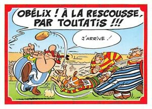 stickers Panini Carrefour  Astérix N° 63