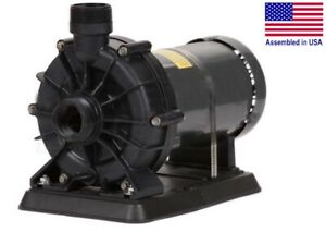 """Centrifugal Pump - 150 GPM - 1.5"""" & 2"""" - 115 Volts - 1 Phase - 3 HP - 39 PSI"""