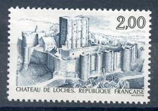 STAMP / TIMBRE FRANCE NEUF N° 2402 ** CHATEAU DE LOCHES