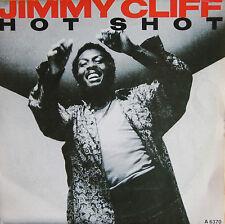 """Vinyle 45T Jimmy Cliff  """"Hot shot"""""""