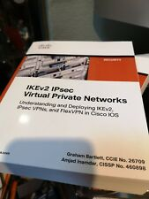 Ikev2 Ipsec Virtual Private Networks CCIE Security CISCO FlexVPN