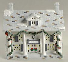 "* Department 56 Snow Village ""Cumberland House"" - Nib *"