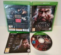 Lords of the Fallen - Jeu XBOX ONE - Pal française - Comme neuf