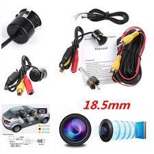 Waterproof 170 Mini CCD Reverse Backup Car Front Rear View Camera Universal 12V