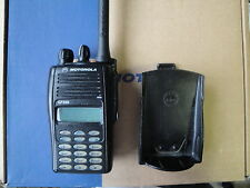 TWO WAY RADIO MOTOROLA GP388 UHF 403-470 MHZ 4W 255 CHANNELS