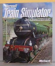 Train Simulator - PC - Version Spain - Full - 1ª Version Box Cardboard