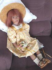 Sigikid Puppe Sandy  Eder von Ilse Wippler, limitiert Nr. 24649