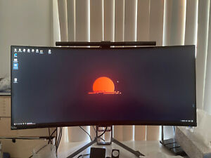 gaming monitor curved