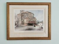 Sir William Russell Flint  Framed Print .France