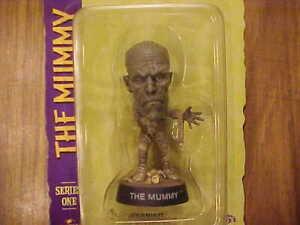 THE MUMMY Little Big Heads Series 1 Universal Studios Monsters Sideshow NRFP