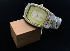 Judith Ripka Mother Of Pearl CZ Watch