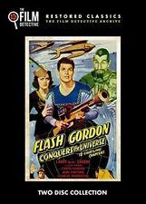 Flash Gordon Conquers The Universe [New DVD]